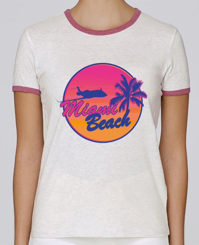 T-shirt Femme Stella Returns miami beach pour femme par Revealyou