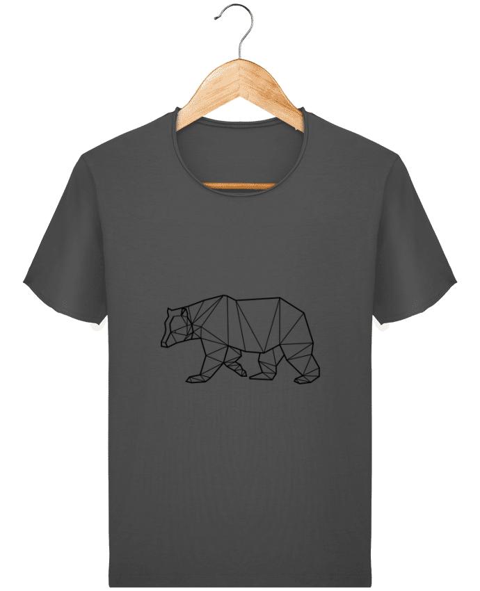 T-shirt Homme Stanley Imagines Vintage Bear Animal Prism par Yorkmout