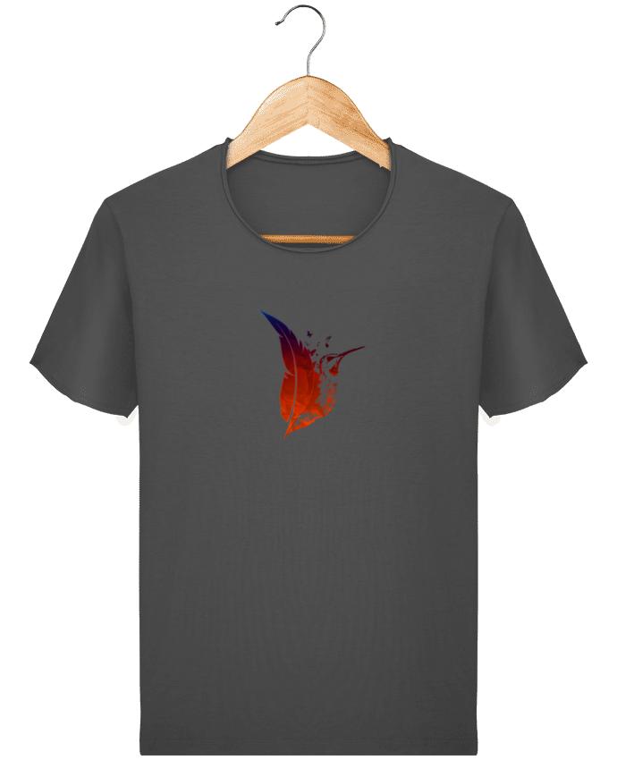 T-shirt Homme Stanley Imagines Vintage plume colibri par Studiolupi