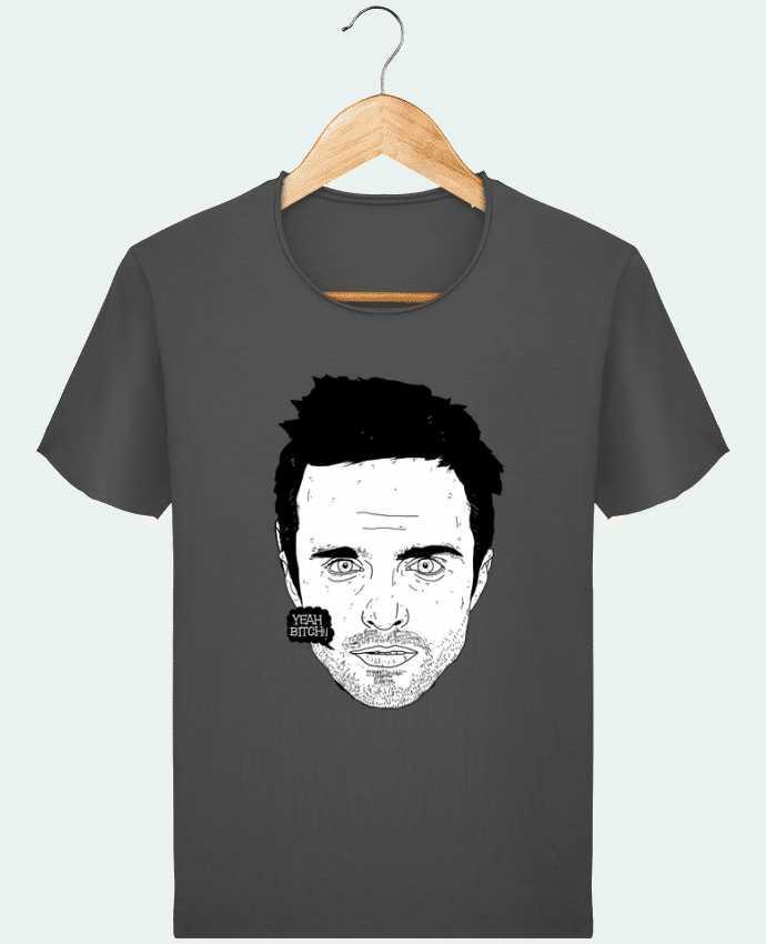 T-shirt Homme Stanley Imagines Vintage Jesse Pinkman par Nick cocozza