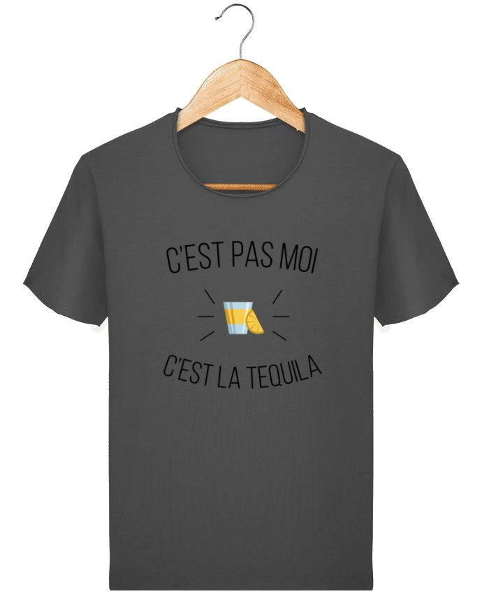 T-shirt Homme Stanley Imagines Vintage C'est la tequila par tunetoo
