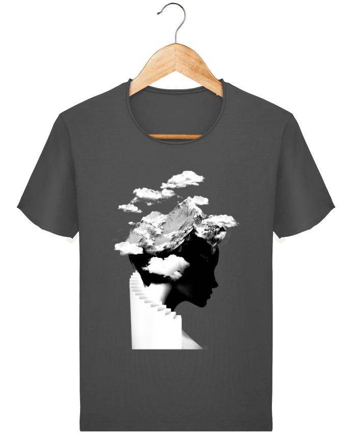T-shirt Homme Stanley Imagines Vintage It's a cloudy day par robertfarkas