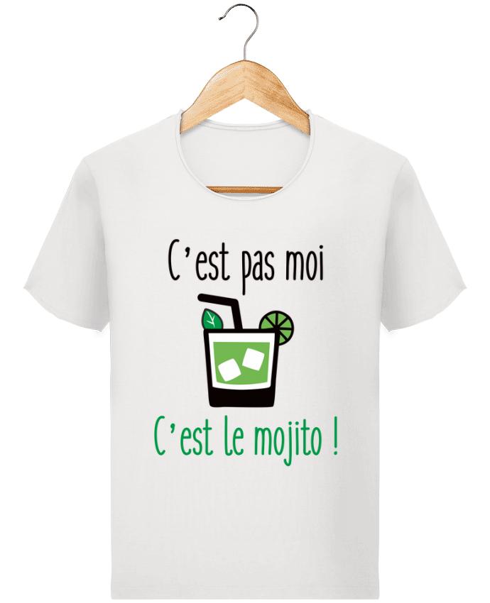 T-shirt Homme Stanley Imagines Vintage C'est pas moi c'est le mojito par Benichan