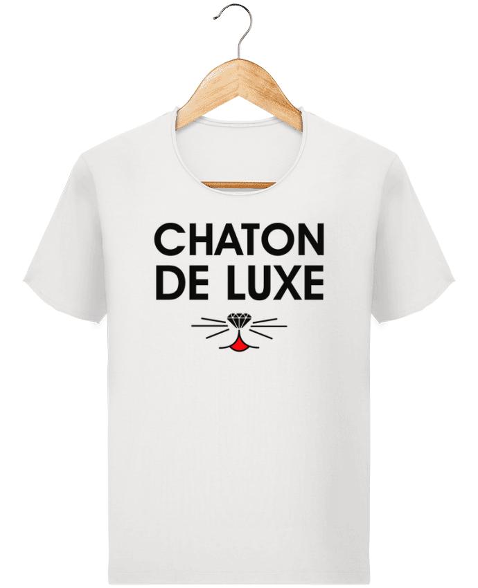 T-shirt Homme Stanley Imagines Vintage Chaton de luxe par tunetoo