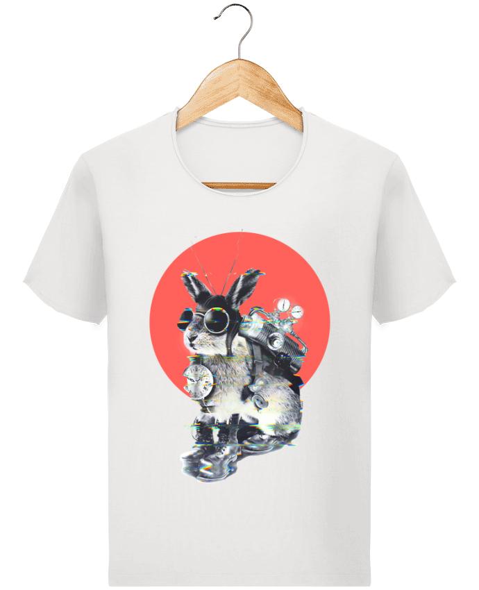 T-shirt Homme Stanley Imagines Vintage time traveller par ali_gulec