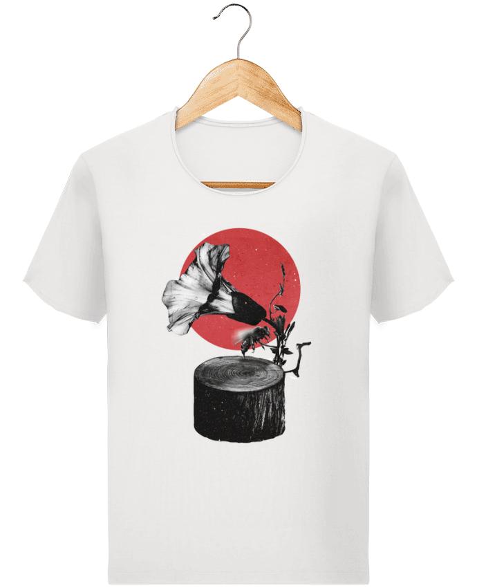 T-shirt Homme Stanley Imagines Vintage Gramophone par ali_gulec