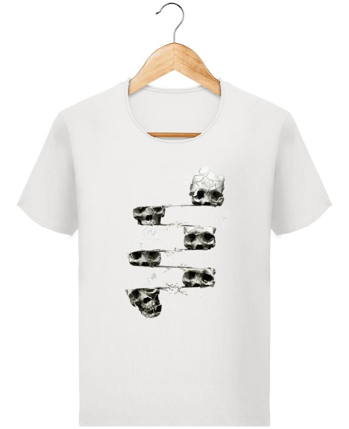 T-shirt Homme Stanley Imagines Vintage Skull 3 par ali_gulec