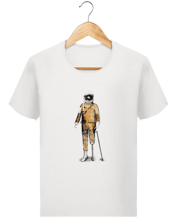 T-shirt Homme Stanley Imagines Vintage Astropirate par Florent Bodart