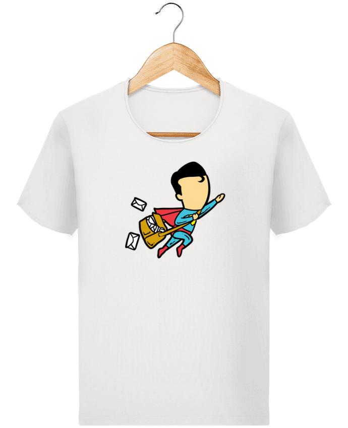T-shirt Homme Stanley Imagines Vintage Post par flyingmouse365