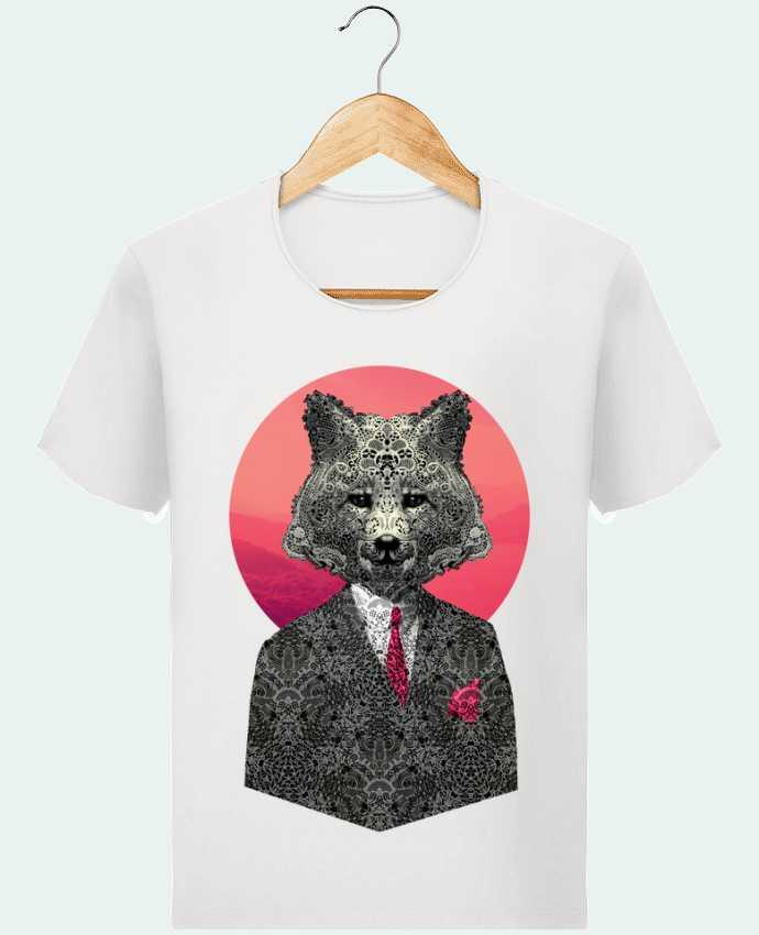 T-shirt Homme Stanley Imagines Vintage Very Important Fox par ali_gulec