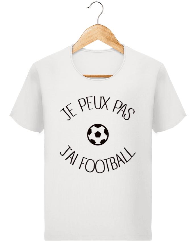 T-shirt Homme Stanley Imagines Vintage Je peux pas j'ai Football par Freeyourshirt.com