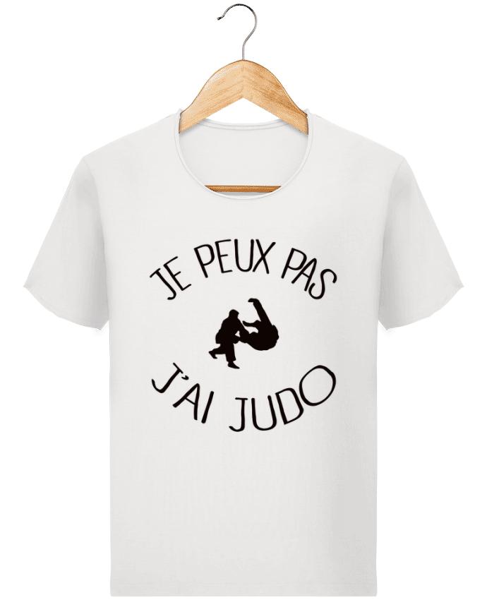 T-shirt Homme vintage Je peux pas j'ai Judo par Freeyourshirt.com