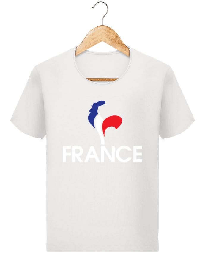 T-shirt Homme Stanley Imagines Vintage France et Coq par Freeyourshirt.com