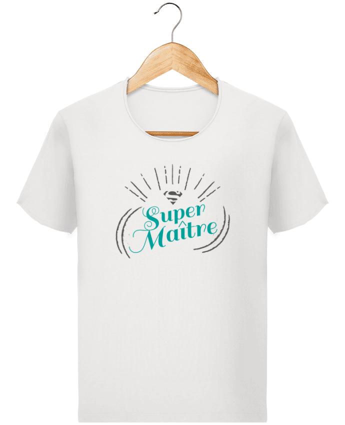T-shirt Homme Stanley Imagines Vintage Super maître par tunetoo