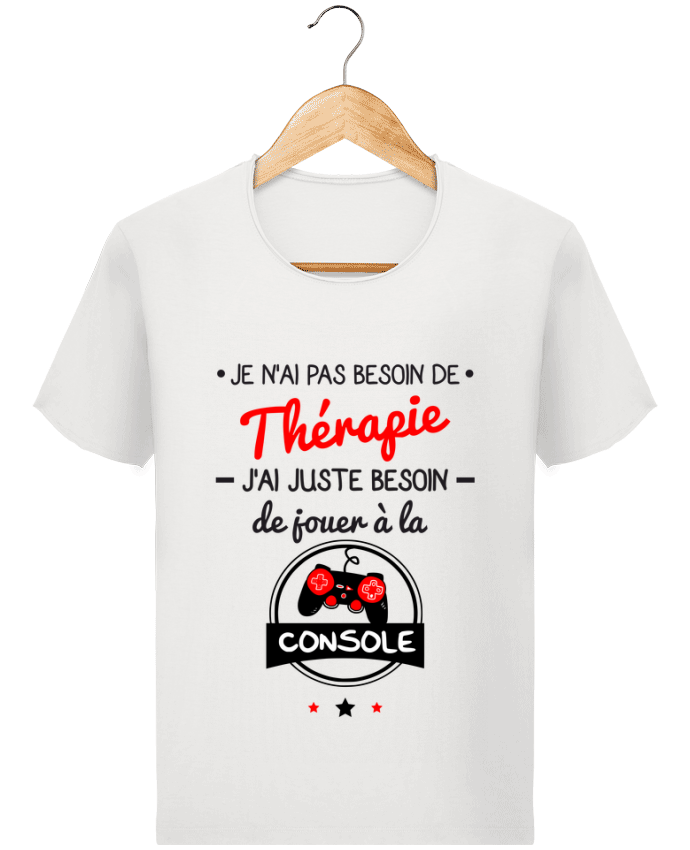 T-shirt Homme Stanley Imagines Vintage Tee shirt marrant pour geek,gamer : Je n