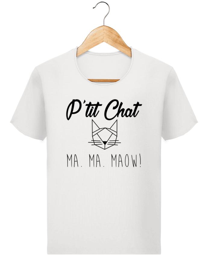 T-shirt Homme Stanley Imagines Vintage p'tit chat par Zdav