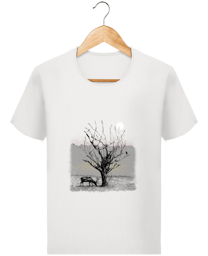 T-shirt Homme Stanley Imagines Vintage The view par Florent Bodart