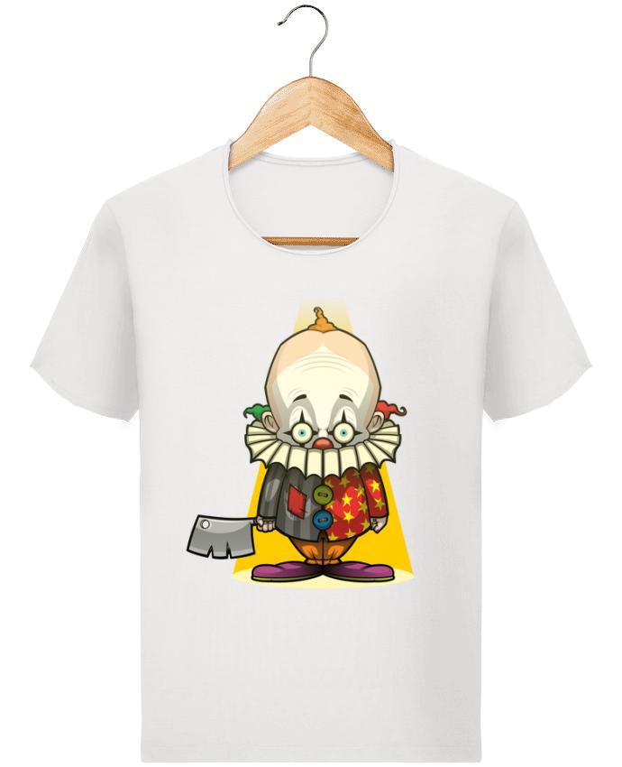 T-shirt Homme Stanley Imagines Vintage Choppy Clown par SirCostas