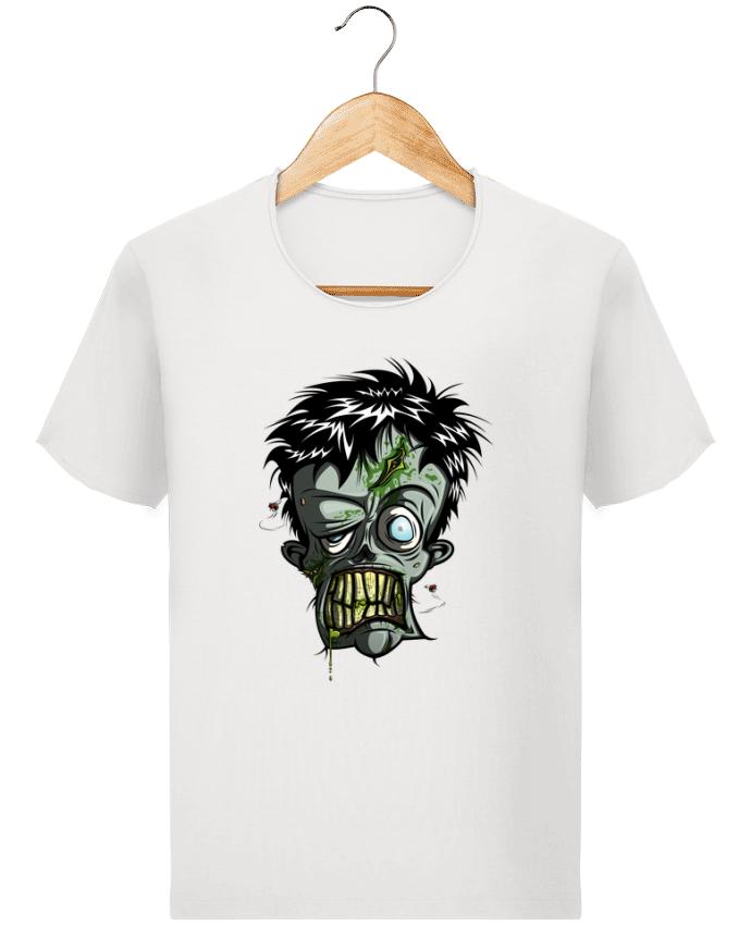 T-shirt Homme Stanley Imagines Vintage Toxic Zombie par SirCostas