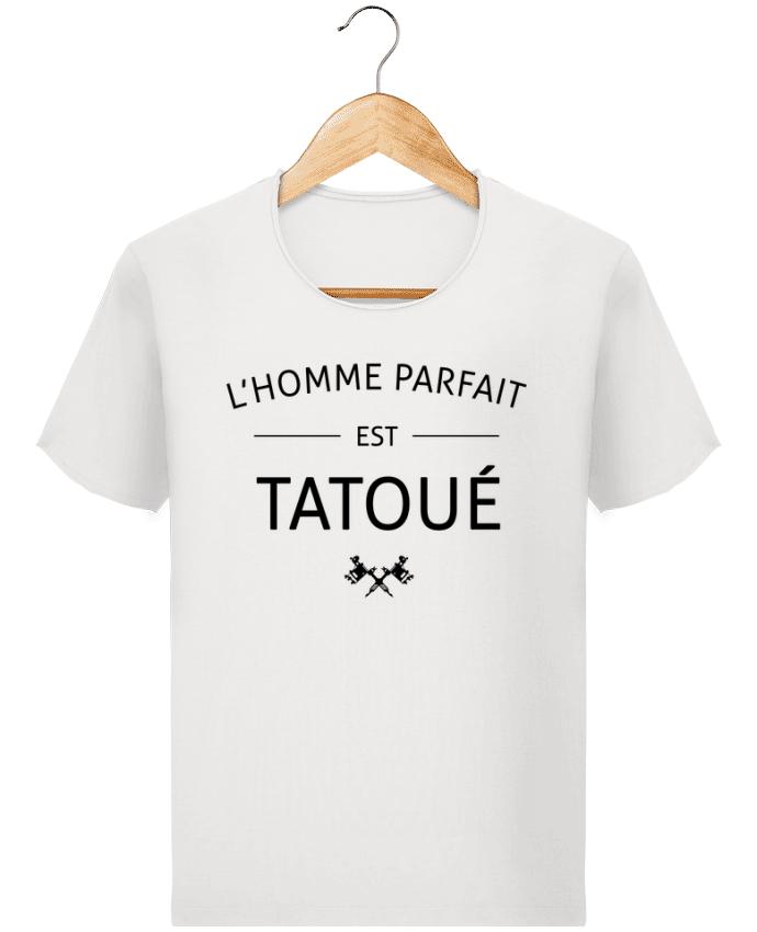 T-shirt Homme Stanley Imagines Vintage L'homme parfait est tatoué par LPMDL