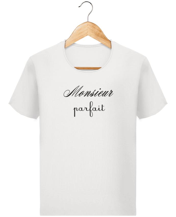 T-shirt Homme Stanley Imagines Vintage Monsieur parfait par Les Caprices de Filles