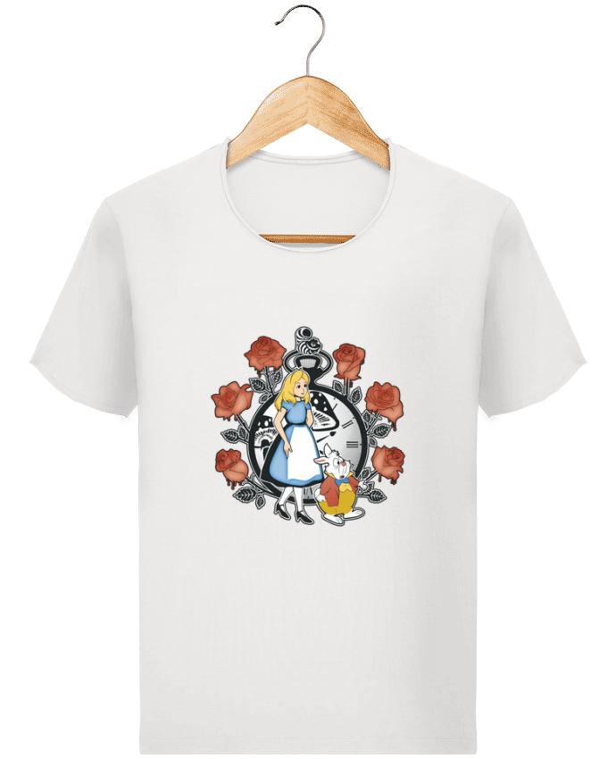 T-shirt Homme Stanley Imagines Vintage Time for Wonderland par Kempo24