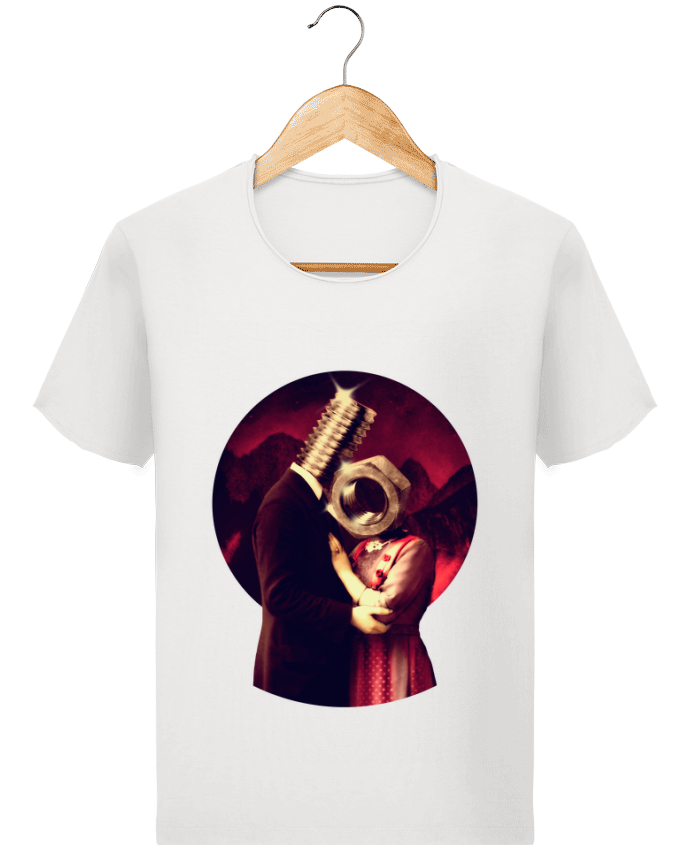 T-shirt Homme Stanley Imagines Vintage Screw Love par ali_gulec