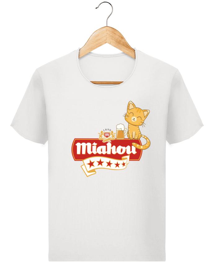 T-shirt Homme Stanley Imagines Vintage Miahou par ParanoiaRecords