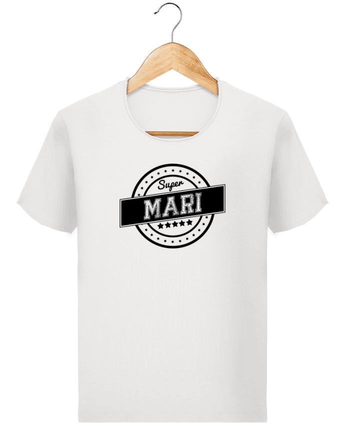 T-shirt Homme Stanley Imagines Vintage Super mari par justsayin