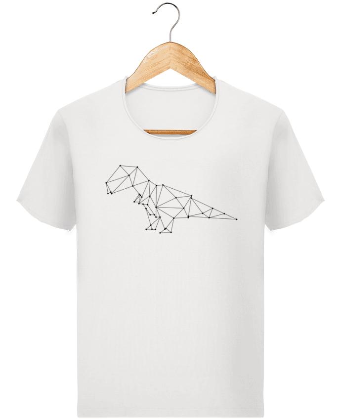 Designer Origami Stanley Vintage T Shirt Dinosaure Imagines Homme 76vYbygf