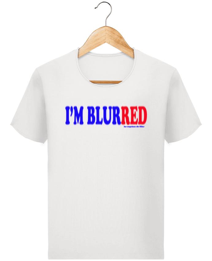 T-shirt Homme Stanley Imagines Vintage I'm blurred par Les Caprices de Filles