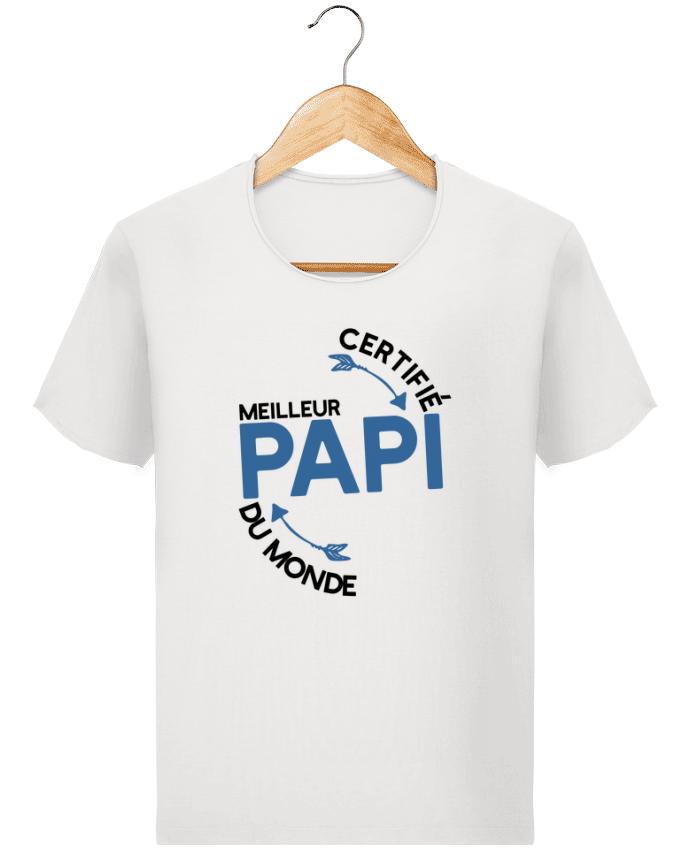 T-shirt Homme Stanley Imagines Vintage Certifié meilleur papi cadeau par Original t-shirt