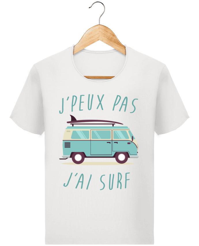 T-shirt Homme Stanley Imagines Vintage Je peux pas j'ai surf par FRENCHUP-MAYO