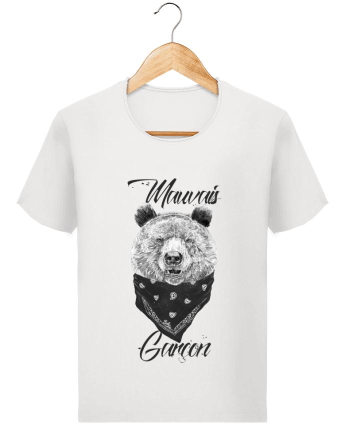 T-shirt Homme Stanley Imagines Vintage Mauvais Garçon par Bellec
