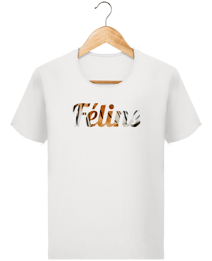 T-shirt Homme Stanley Imagines Vintage Félins by Ruuud par Ruuud