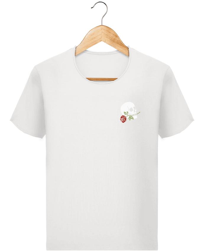 T-shirt Homme Stanley Imagines Vintage Skull flower par Ruuud