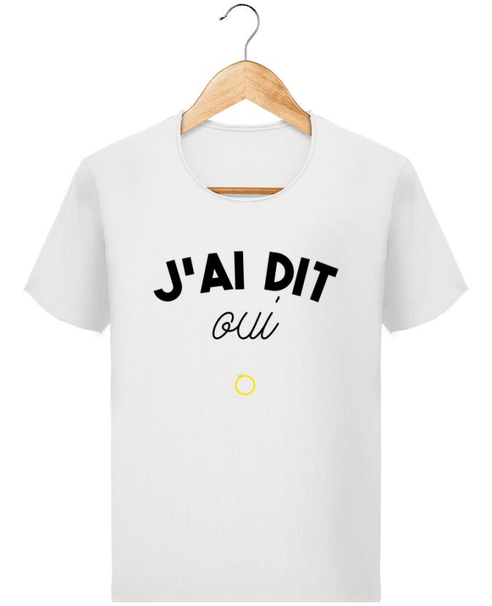 T-shirt Homme Stanley Imagines Vintage J'ai dit oui ! par tunetoo