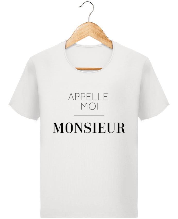 T-shirt Homme Stanley Imagines Vintage Appelle moi Monsieur par tunetoo