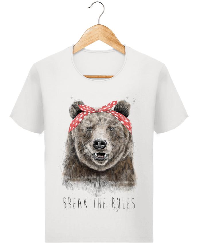 T-shirt Homme Stanley Imagines Vintage Break the rules II par Balàzs Solti
