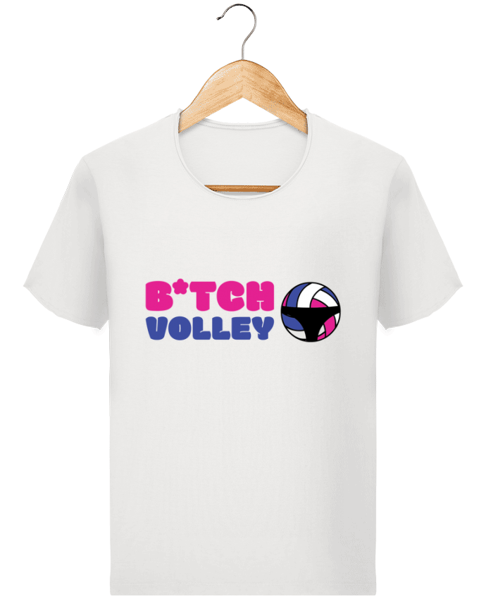 T-shirt Homme Stanley Imagines Vintage B*tch volley par tunetoo
