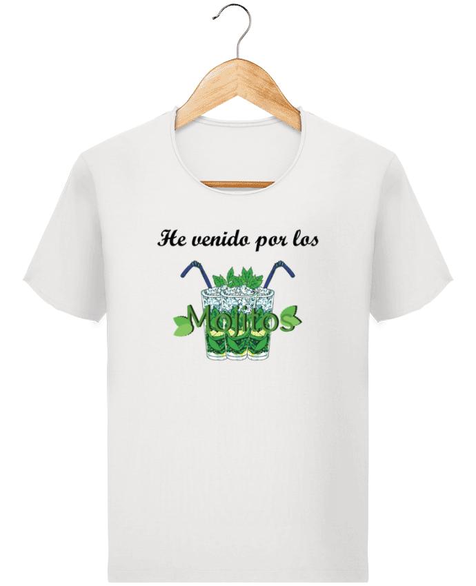 T-shirt Homme Stanley Imagines Vintage He venido por los mojitos par tunetoo
