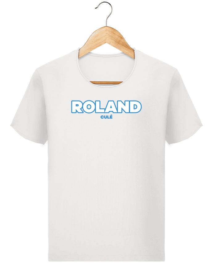 T-shirt Homme Stanley Imagines Vintage Roland culé par tunetoo