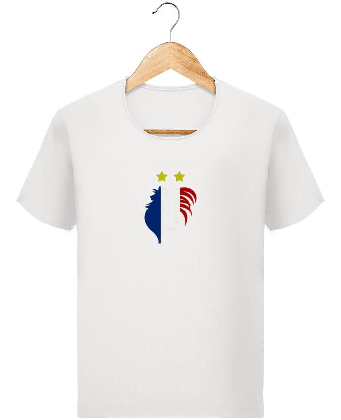 T-shirt Homme Stanley Imagines Vintage Champion du monde 2018 ! par AkenGraphics