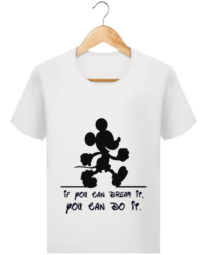 T-shirt Homme Stanley Imagines Vintage MICKEY DREAM par La Taverne Du Geek