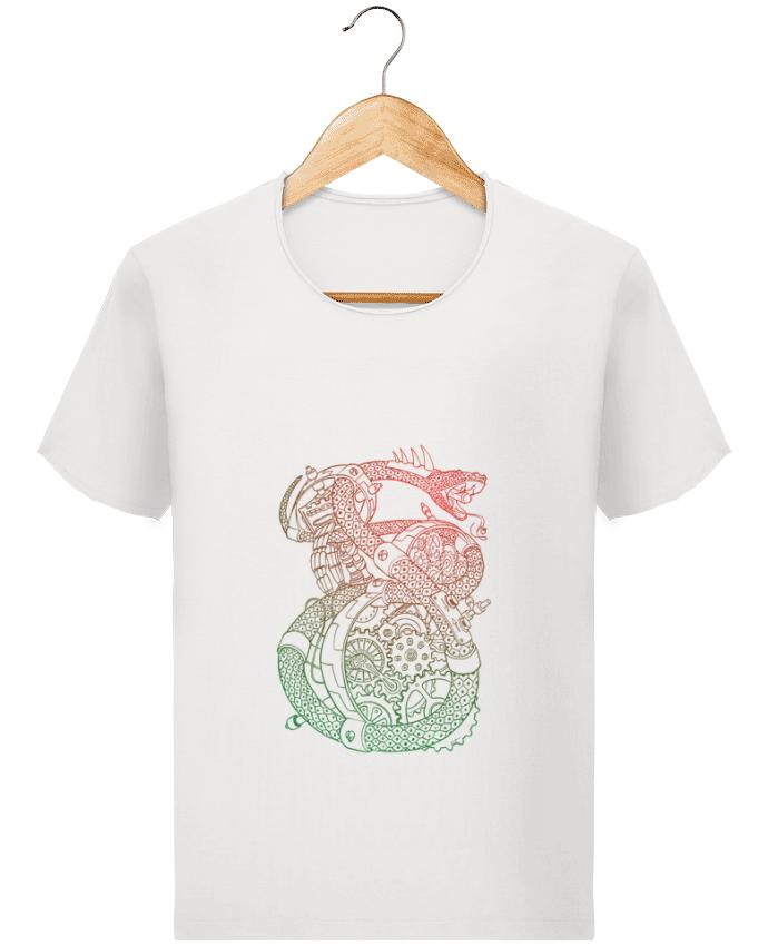 T-shirt Homme Stanley Imagines Vintage Méca Serpent par Tomi Ax - tomiax.fr