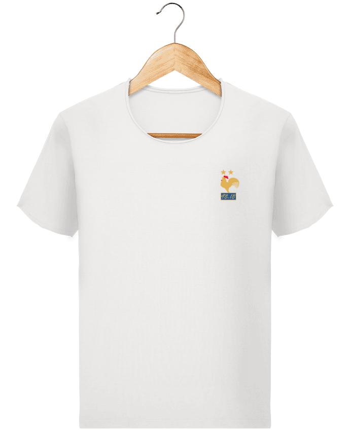 T-shirt Homme Stanley Imagines Vintage France champion du monde 2018 par Mhax