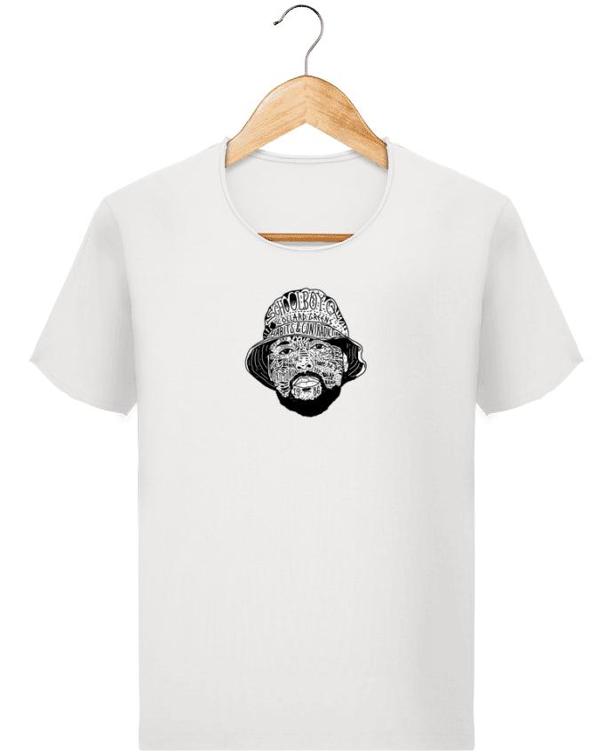 T-shirt Homme Stanley Imagines Vintage Schoolboy Q Head par Nick cocozza