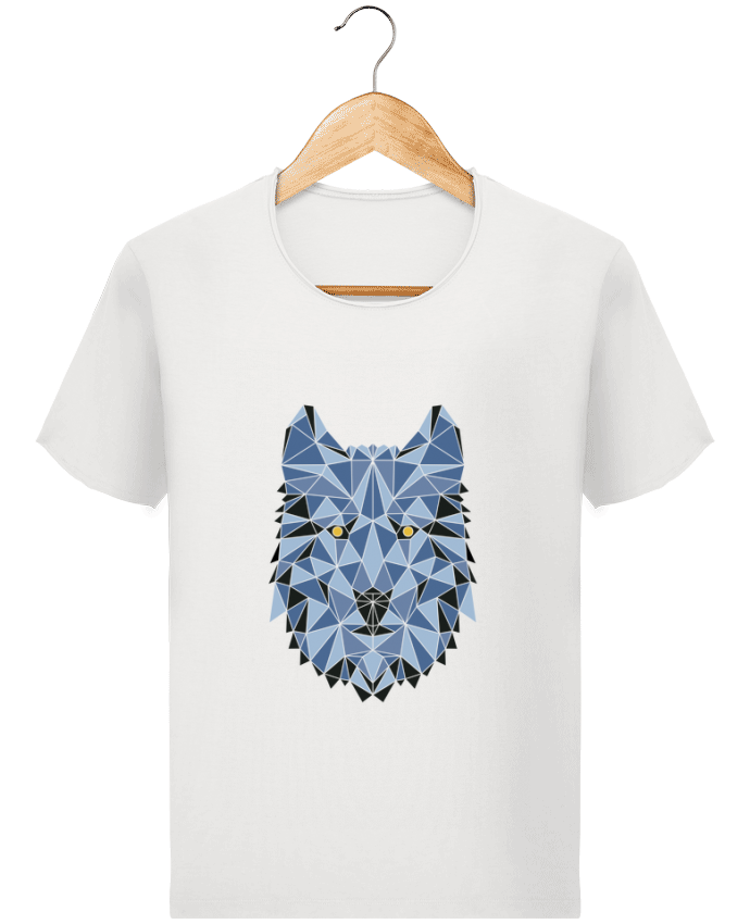 T-shirt Homme Stanley Imagines Vintage wolf - geometry 3 par /wait-design