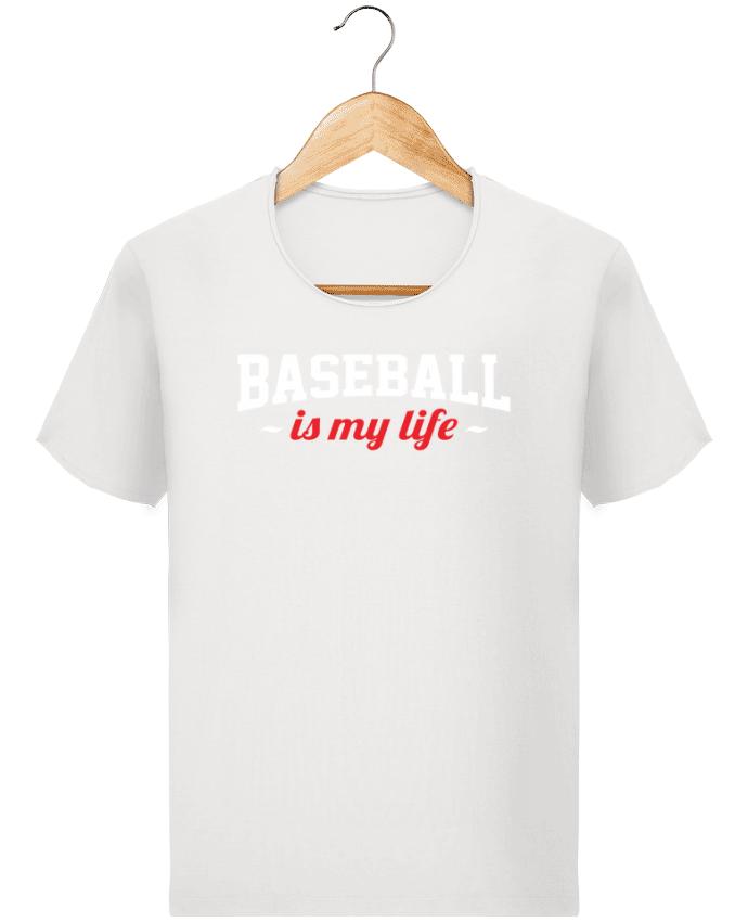 T-shirt Homme Stanley Imagines Vintage Baseball is my life par Original t-shirt