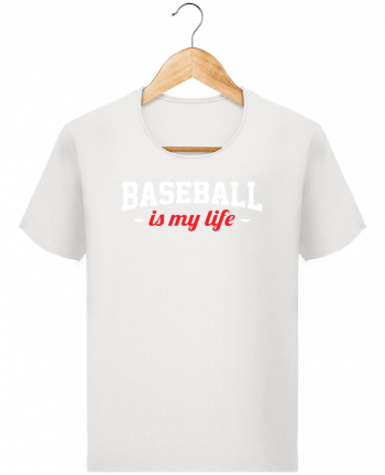 T-shirt Homme Stanley Imagines Vintage Baseball is my life par Original t-shirt